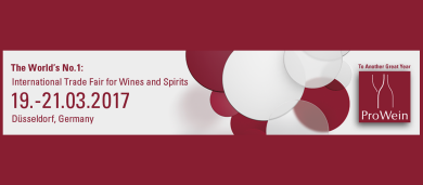 Prowein : Come and visit us !