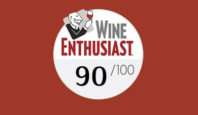 葡萄酒爱好者杂志/Wine Enthusiast: 90分酒款Domaine Harmonie des Arpents/ 阿庞和谐酒庄