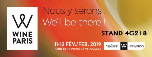 Wine Paris, salon international des vins