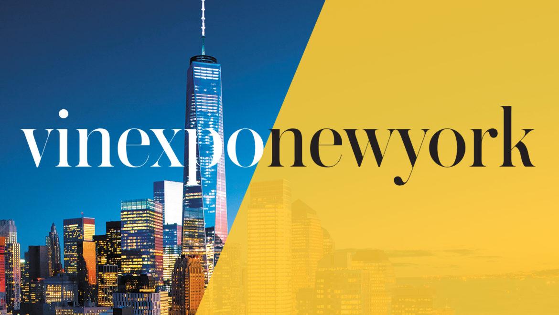 Venez nous rendre visite à VINEXPO NEW YORK