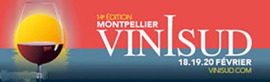 VINISUD, le RDV incontournable des vins méditerranéens
