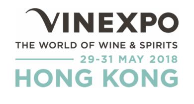 Venez nous rendre visite à VINEXPO HONG KONG