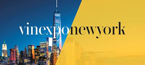VINEXPO NEW YORK : venez nous rendre visite !