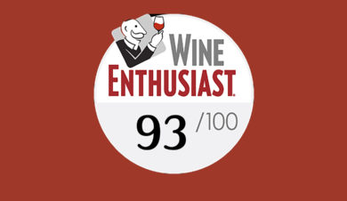 WINE ENTHUSIAST : 93 POINTS FOR 'DOMAINE DES SOUCHONS MORGONS' !